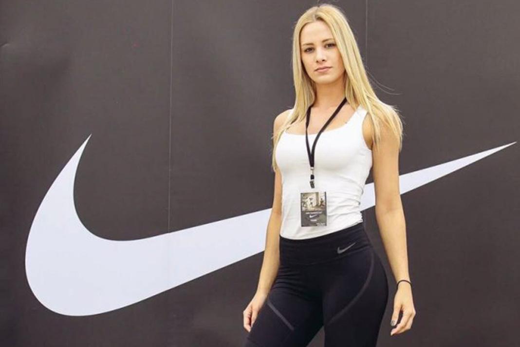 Martina Boščić, fitness trenerica
