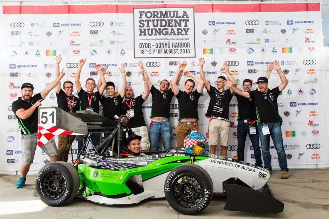 Riteh Racing Team Oni imaju formulu za uspjeh!