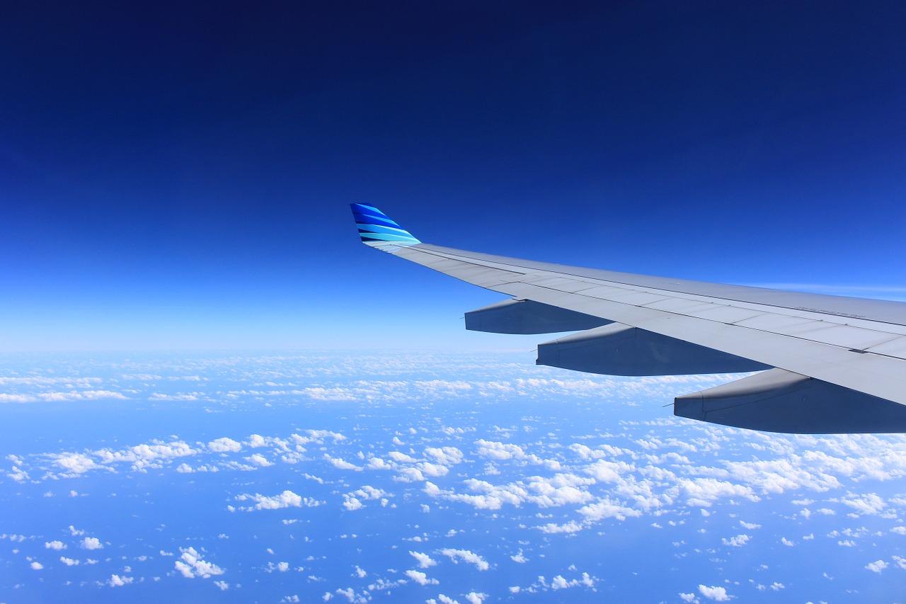 pogled iz aviona
