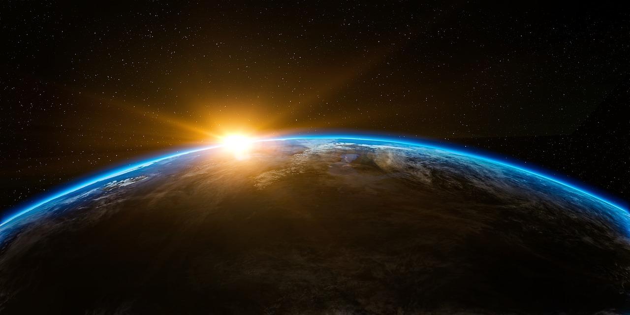 izlazak sunca iz svemira