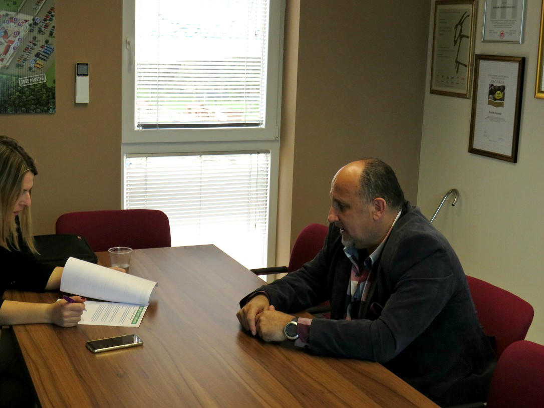 intervju u Istralandia-i