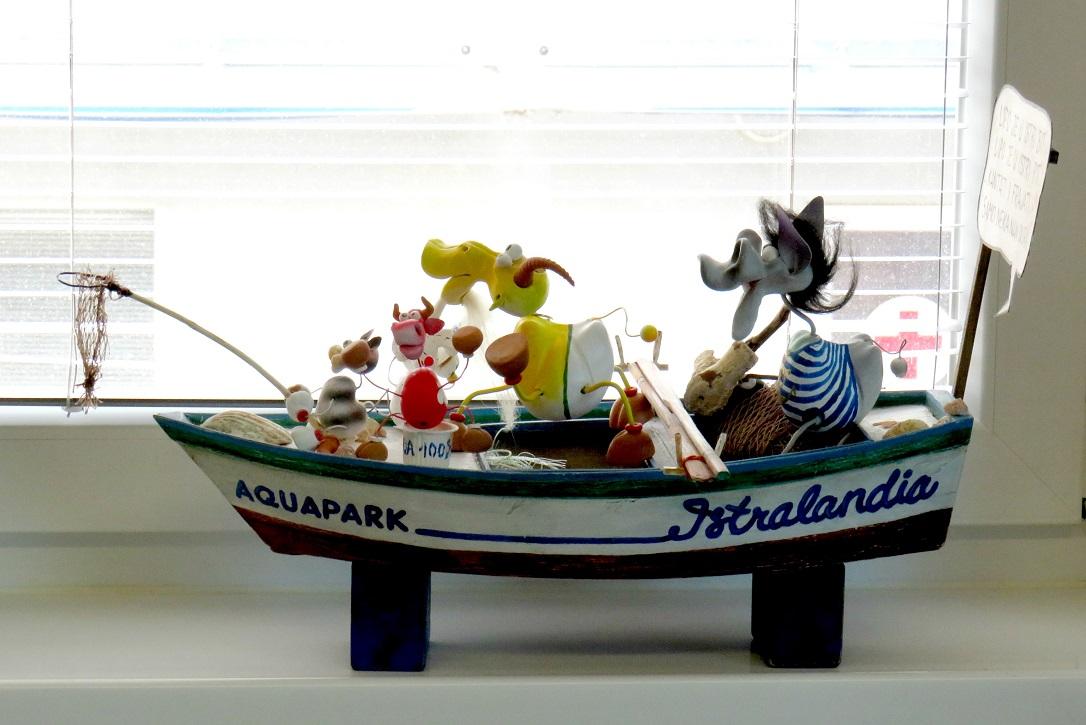 čamac Istralandia