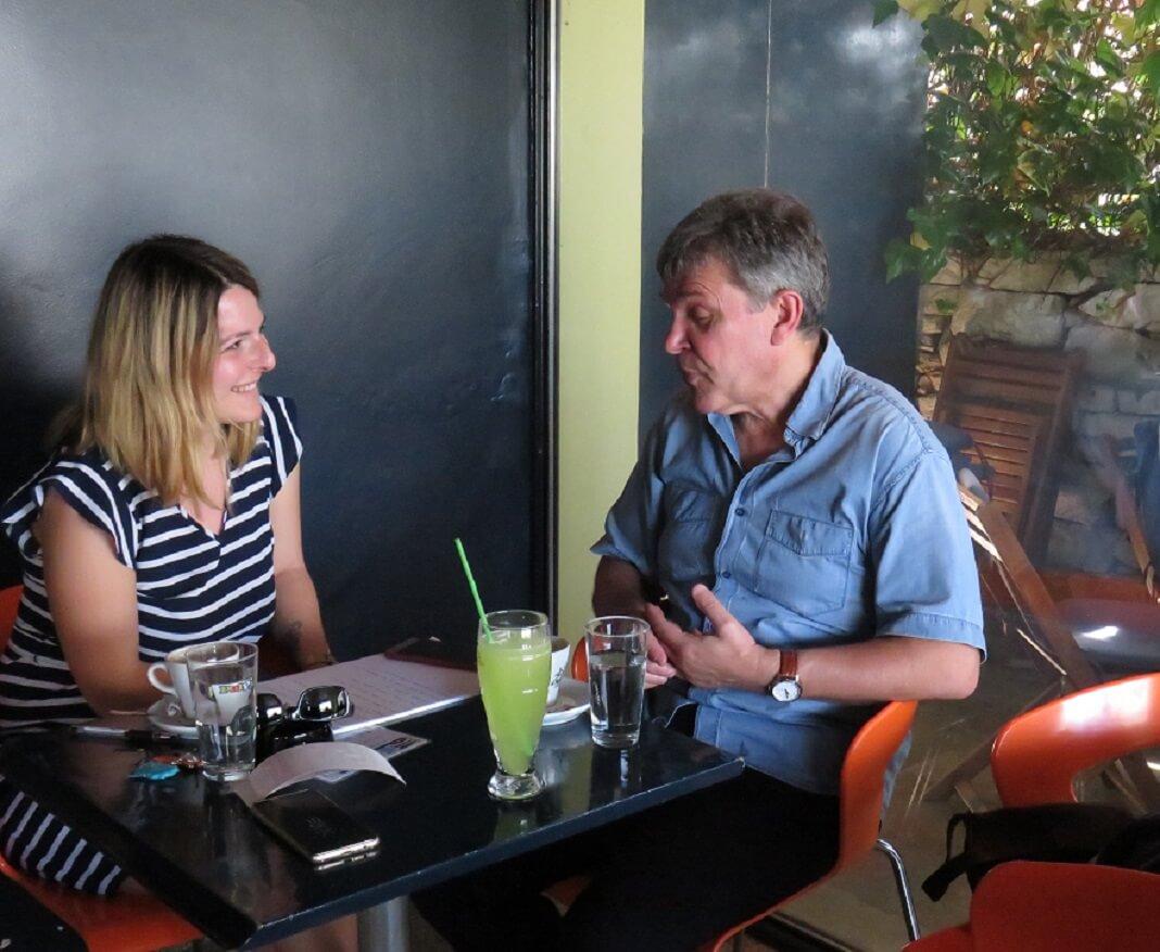 Intervju: Dražen Horvat