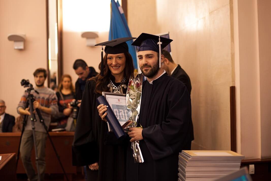 Profesorica Gordana Nikolić