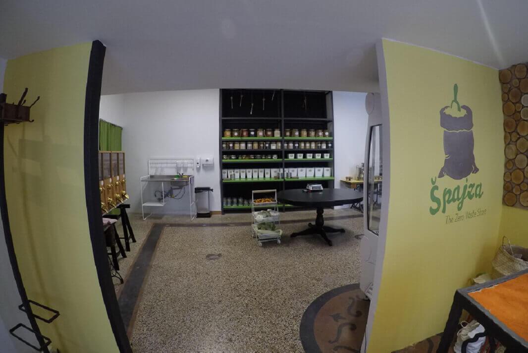 Špajza - zero waste trgovina Rijeka