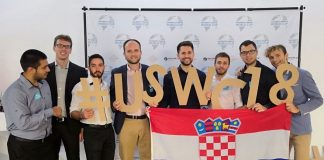 2018 USWC hrvatski predstavnici