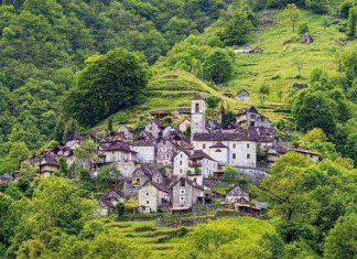 Corippo-Švicarska