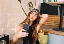 selfie_poziranje_fotografija_društvene_mreže_Instagram