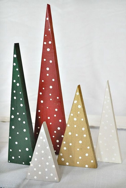 stol_bor_blagdanska_dekoracija_božić_diy